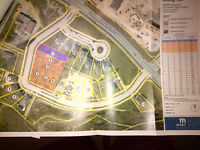 Serviced lots for sale in Breslau, land for sale