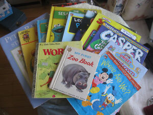 BUSY BUNDLE of CHILDREN'S FUN BUSY BOOKS
