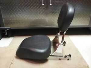 For Sale: Quick Release Sissy Bar & Passenger Touring Pillion