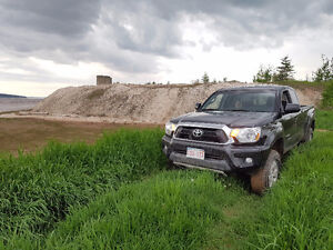 2015 Toyota Tacoma TRD-Off Road Pickup Truck