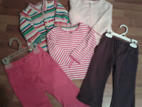 Tops & Pants - Size 18-24 Month