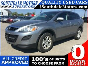 2011 MAZDA CX-9 TOURING * AWD * LEATHER * SUNROOF * BLUETOOTH *