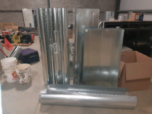 Brand New Residential Duct and Pipe. 50% Off!!