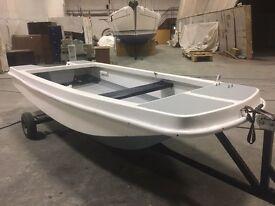 Dory fishing boat 4.1m