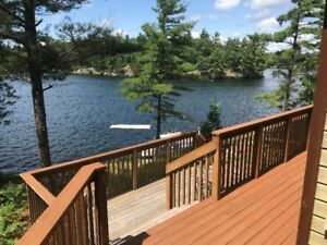Cottage for Rent - Port Severn/Muskoka