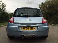 Renault GT 150 bhp double exhaust rear car