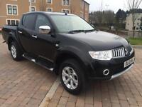Mitsubishi L200 2.5DI-D LB Double Cab Pickup Warrior FINANCE AVAILABLE