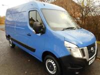 64 Nissan Nv400 L2H2 125ps MWB (identical to Renault Master & Vauxhall Movano)