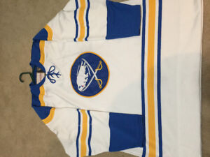 Buffalo Sabres Mitchell & Ness throwback jersey XXL Vintage