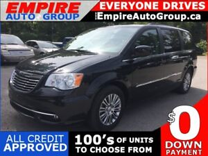 2014 CHRYSLER TOWN AND COUNTRY TOURING-LIMITED * LEATHER * REAR