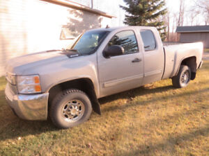 2009 Chev 2500 for sale