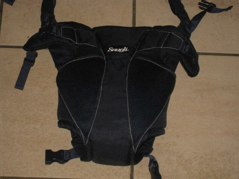 05fc95ce8b4 Barely used Evenflo Snugli front back Carrier 7 - 26 lbs baby ...