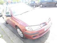 Nissan Almera S 5dr PETROL MANUAL 2001/Y