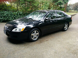 2006 Honda Accord V6 Hybrid