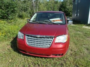 2008 Chrysler Town & Country Camionnette