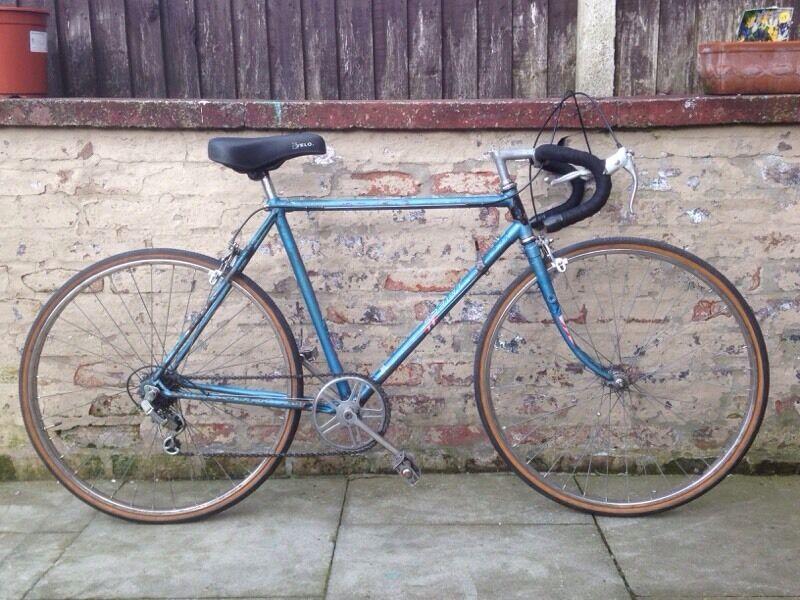 Raleigh Sprint Vintage Retro Road Bike 20 Inch Frame 5 Speed