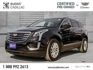 2017 Cadillac XT5 3.99% for up to 60 months O.A.C.! ONE OWNER...