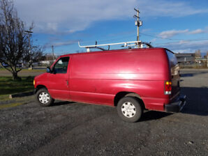 Ford E150 Work Van