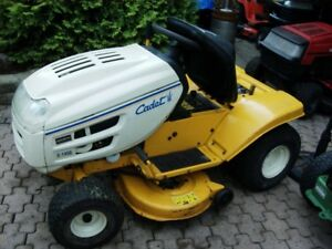 Riding lawnmower for sale