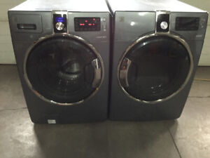 Kenmore Elite Steam Assist Washer and Dryer