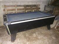 slatebed pool table