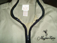 GOLF VEST  new never worn received for a gift