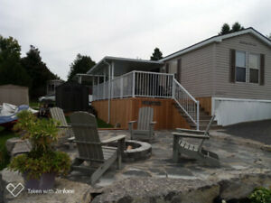 Beautiful Summer Home Trailer - North of Peterborough