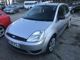 55 REG Ford Fiesta 1.25 Style Climate