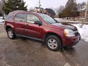 2007 Chevrolet  Equinox  Includes Tax  And 3  Months  Warranty