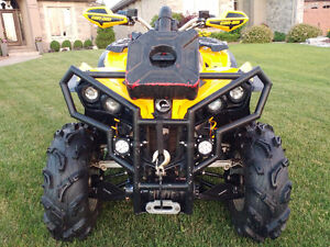 2008 Can Am Renegade 500 Fully Loaded
