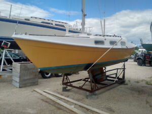 MUST SELL - Tanzer 22 with 9.9hp outboard