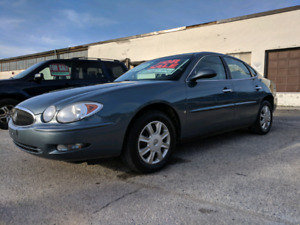 2007 Buick Allure CX 160kms Certified $2950