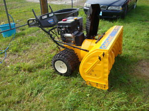 """Snow thrower for sale: 45"""" Club Cadet SW13545L"""