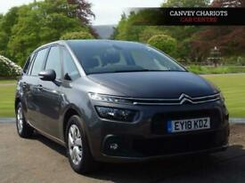 image for 2018 Citroen Grand C4 Picasso 1.6 BlueHDi Touch Edition (s/s) 5dr
