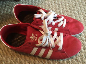 Women Adidas shoes-size 9.5