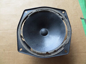 WOOFERS FOR REFOAMING - MISSION/TANNOY/SZABO Kitchener / Waterloo Kitchener Area image 1