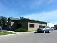 OKOTOKS OFFICE/WAREHOUSE SPACE FOR LEASE