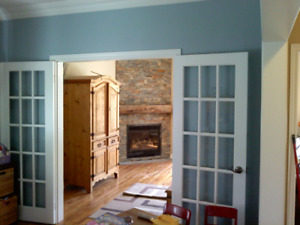 BUILDING & FIREPLACE REFACING