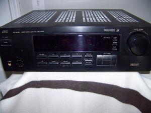 JVC RX-5000VBK Receiver