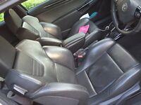 Astra vxr full leather interior
