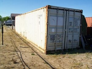 Shipping Container 40 foot Standard