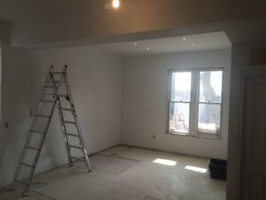 Drywall and Crackfill