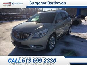 2015 Buick Enclave Premium   - Certified