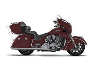 2017 Indian Motorcycle Roadmaster Burgundy Metallic