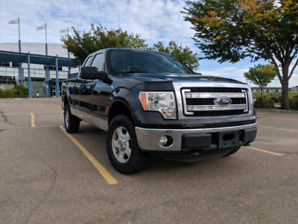 Ford F-150 XLT Eco boost V8