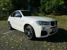 image for BMW X4 2.0TD X DRIVE (190ps) AUTO, M SPORT, 2018, EXCELLENT COND, 45K, FSH