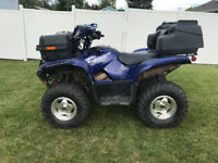 2009 Yamaha Grizzly 700