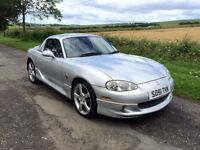 Maza MX-5 1.8 S VT Sport. 1 Owner. 50k Miles. Years Mot.