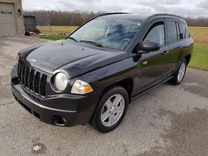 2010 Jeep Compass Hatchback
