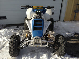 Lt250 trade for sled or 2250 cash